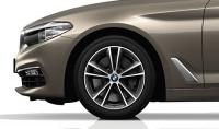 Комплект зимних колес V-Spoke 631 для BMW G30 5-серия