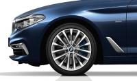 Комплект колес W-Spoke 632 с летней резиной для BMW G30 5-серия