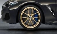 Комплект колес Y-Spoke 763M Performance с летней резиной для BMW G30 5-серия
