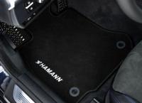 Коврики Hamann для BMW G30 5-серия