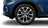 Комплект колес V-Spoke 738 Bicolor для BMW X5 G05