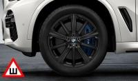 Комплект зимних колес Star Spoke 748M Performance для BMW X5 G05