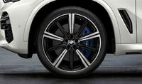 Комплект колес Star Spoke 749M Performance Bicolor для BMW X5 G05