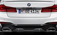 Глушитель M Performance BMW G30 18302431035