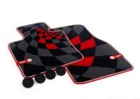 Текстильные коврики JCW для MINI F55/F56/F57, передние