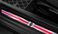 Светодиодные молдинги порогов Union Jack для MINI F56/F57