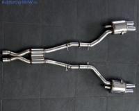 Выхлопная система Hamann для BMW F12/F13 6-серия