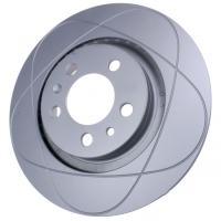 Тормозной диск передний POWER DISC