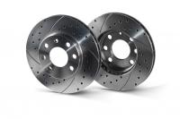 Тормозные диски передние Rotinger E36/E46 1027