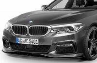 Сплиттер переднего бампера для BMW G30 5-серия