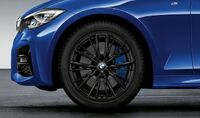 Комплект зимних колес Double Spoke 796M для BMW G20 3-серия