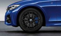 Комплект колес Double Spoke 796M Performance для BMW G20 3-серия
