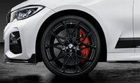 Комплект колес Y-Spoke 795M Performance для BMW G20 3-серия