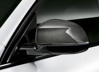 Карбоновые M Performance накладки на зеркала 51162446964 51162446965