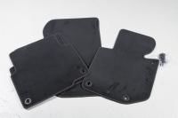 Комплект ножных ковриков Velours