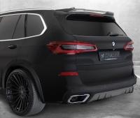 Диффузор Hamann для BMW X5 G05