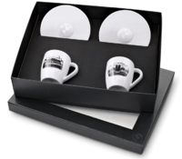 Набор чашек для эспрессо BMW 80222217301