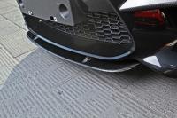 карбоновый сплитер BMW F87 M2