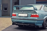 ДИФФУЗОР ЗАДНЕГО БАМПЕРА BMW M3 E36