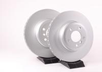 Задний Тормозной диск вентилируемый