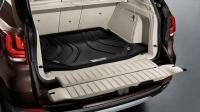 Фасонный коврик багажного отделения BMW X5 F15 F85