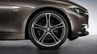 КОМПЛЕКТ ЛИТЫХ ДИСКОВ BMW DOUBLE-SPOKE 361 36116794369 36116794370