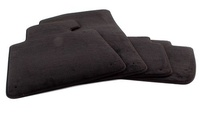 Комплект велюровых ножных ковриков BMW X5 F15