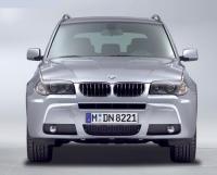 Комплект дооснащения обвесом в М-стиле для BMW X3 E83