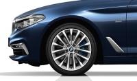 Комплект колес W-Spoke 632 с зимней резиной для BMW G30 5-серия