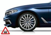 Комплект зимних колес Multi Spoke 633 для BMW G30 5-серия