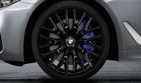 Комплект колес Cross Spoke 636 Liguid Black для BMW G30 5-серия