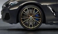 Комплект колес Multi Spoke 732M Performance для BMW G30 5-серия