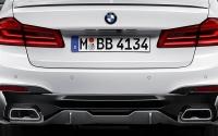 Глушитель M Performance BMW G30 18302431035