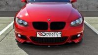 ДИФФУЗОР ПЕРЕДНЕГО БАМПЕРА BMW 3 E92 M-PACK (ДОРЕСТ.)