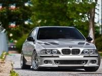 ВОЗДУХОЗАБОРНИКИ В КАПОТ BMW E39/E46 В СТИЛЕ GTR