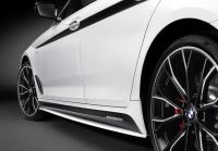 Пленка бокового порога M Performance BMW G30/M5 F90