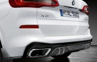 Карбоновый диффузор M Performance для BMW X5 G05 51192455432