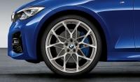 Комплект летних колес Y-Spoke 795M Performance для BMW G20 3-серия