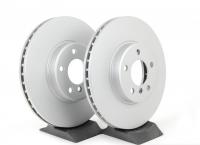 Тормозные диски перед X5 3.0D