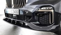 Сплиттер переднего бампера AC Schnitzer для BMW X5 G05