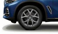 Литой диск BMW V-Spoke 735