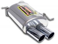 Глушитель Supersprint для BMW F10